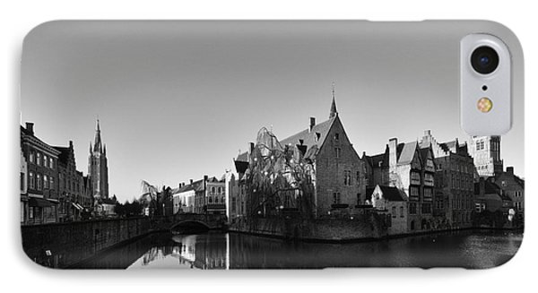 Bruges IPhone Case by Stephen Smith