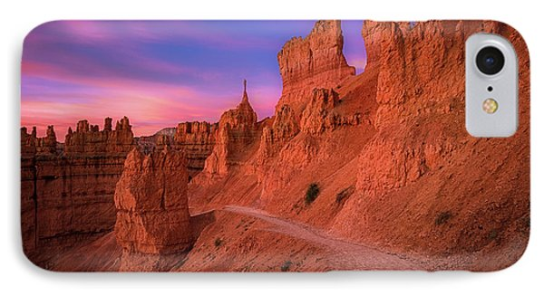 Bryce Trails IPhone Case by Edgars Erglis