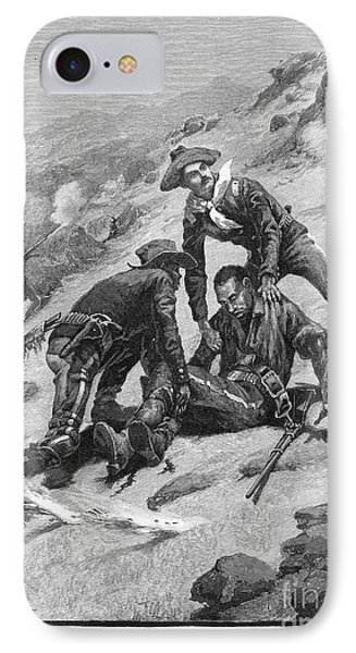 Buffalo Soldier, 1886 Phone Case by Granger