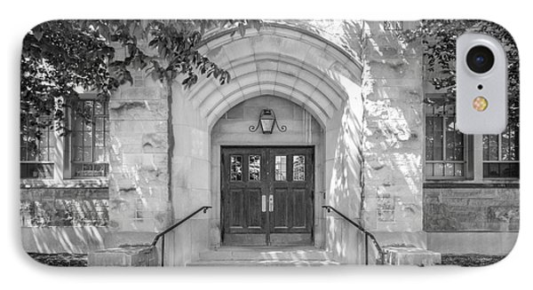 Butler University Doorway IPhone Case by University Icons