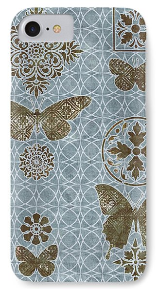 Butterfly Deco 1 Phone Case by JQ Licensing