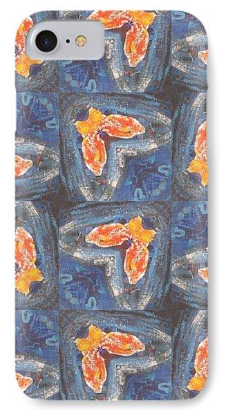 Butterfly Love IPhone Case by Maria Watt