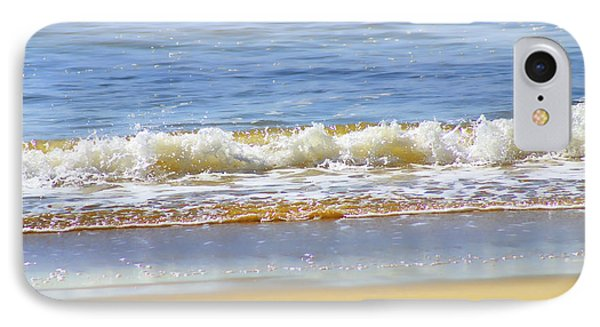 By The Coral Sea Phone Case by Holly Kempe
