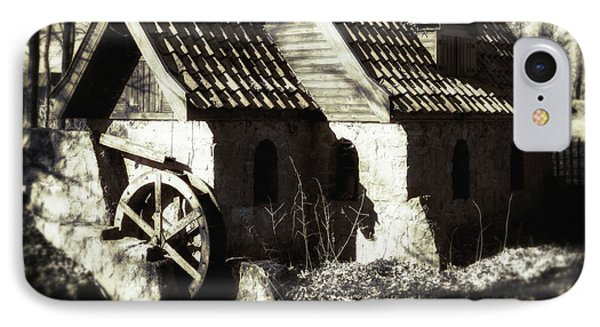 Cabin In The Woods IPhone Case by Wim Lanclus