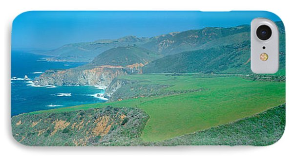 Cabrillo Highway On The California IPhone Case by Panoramic Images