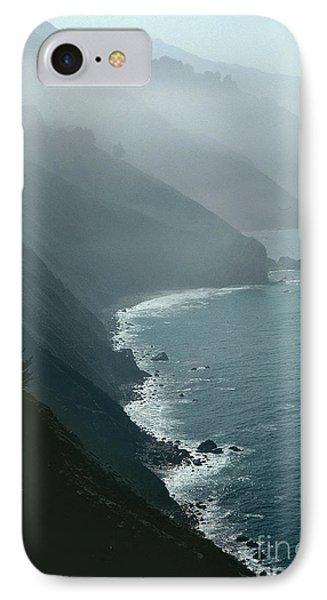 California Coastline IPhone Case by Unknown