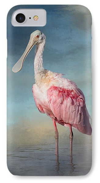 Call Me Rosy IPhone 7 Case by Kim Hojnacki