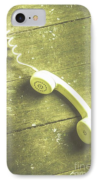 Call That Never Came IPhone Case by Jorgo Photography - Wall Art Gallery