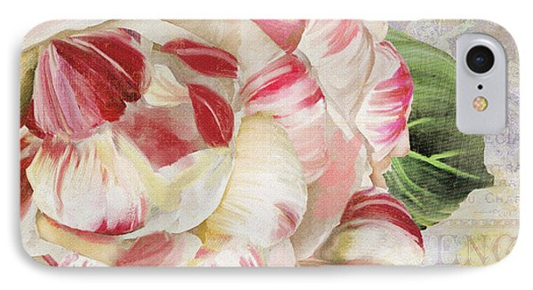Camellia IPhone Case by Mindy Sommers