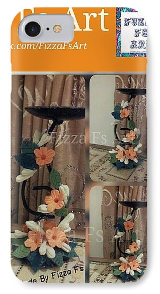 Candle Stand IPhone Case by Fizza  Shahid