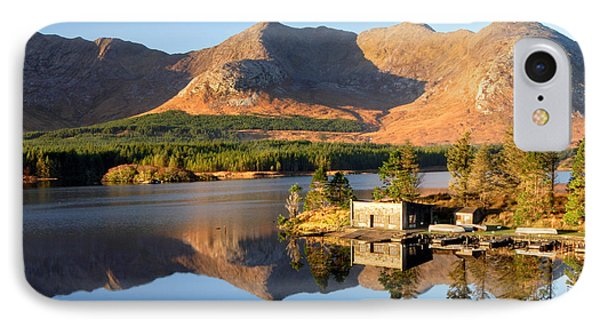 Canoe Club In Connemara Ireland Phone Case by Pierre Leclerc Photography