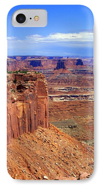 Canyonlands 4 Phone Case by Marty Koch