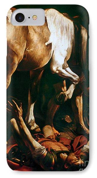 Caravaggio: St. Paul IPhone Case by Granger