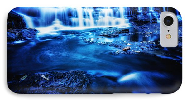Carrick Creek 1 IPhone Case by Gestalt Imagery