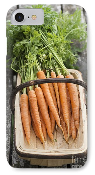 Carrots IPhone Case by Tim Gainey