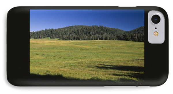Casa Vieja Meadow - Golden Trout Wilderness IPhone Case by Soli Deo Gloria Wilderness And Wildlife Photography