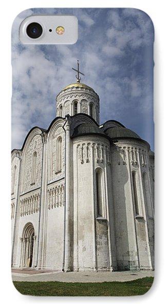 Cathedral Of Saint Demetrius IPhone Case by Michael Krekin