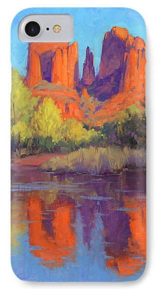 Cathedral Reflections IPhone Case by Cody DeLong