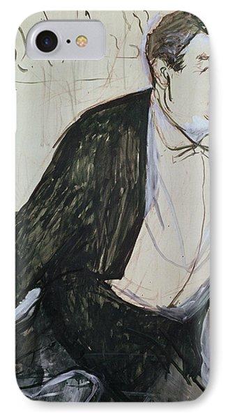 Caudieux IPhone Case by Henri de Toulouse-Lautrec
