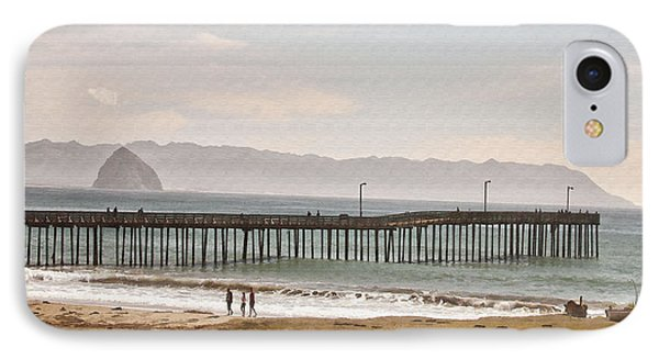 Caycous Pier II Phone Case by Sharon Foster