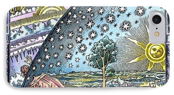 Celestial Mechanics, Medieval Artwork IPhone Case by Detlev Van Ravenswaay