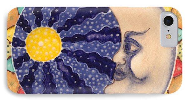 Ceramic Moon Phone Case by Anna Skaradzinska