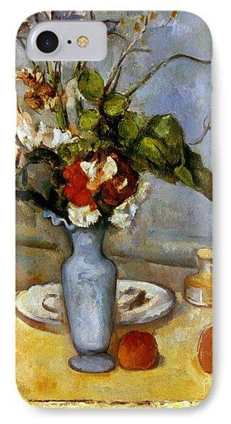 Cezanne: Blue Vase, 1885-87 Phone Case by Granger