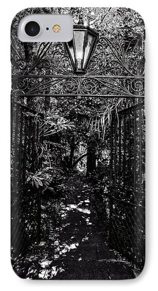 Charleston Gates IPhone Case by Gestalt Imagery