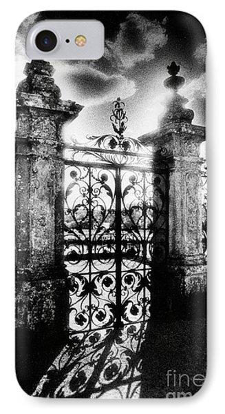 Chateau De Carrouges Phone Case by Simon Marsden