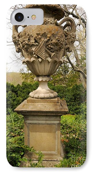 Cheekwood Urn IPhone Case by Donald Groves