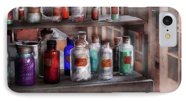 Chemistry - Ready To Experiment  Phone Case by Mike Savad