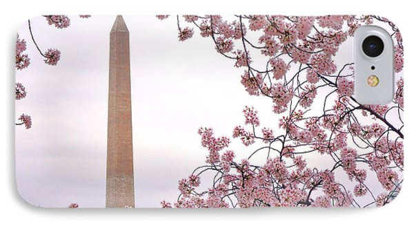Cherry Washington IPhone Case by Olivier Le Queinec