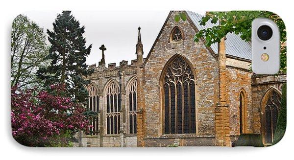 Church Of The Holy Trinity Stratford Upon Avon 3 Phone Case by Douglas Barnett