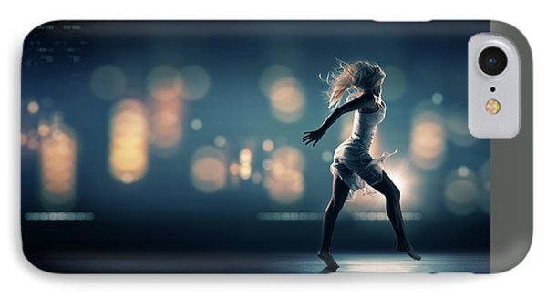City Girl IPhone Case by Johan Swanepoel