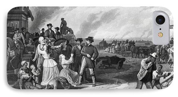 Civil War: Martial Law Phone Case by Granger