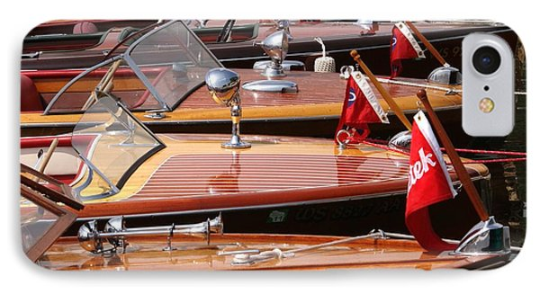 Classic Boats Photograph by Neil Zimmerman