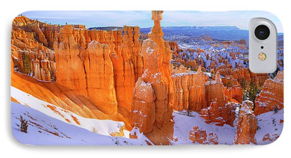 Classic Bryce IPhone Case by Chad Dutson