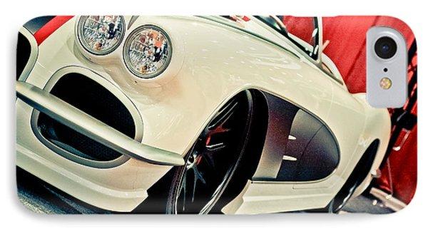 Classic Corvette Phone Case by Merrick Imagery