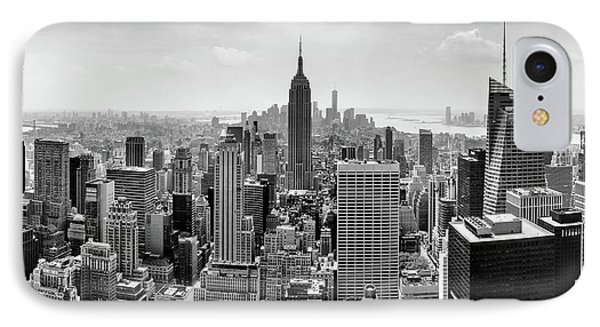 Classic New York  IPhone Case by Az Jackson