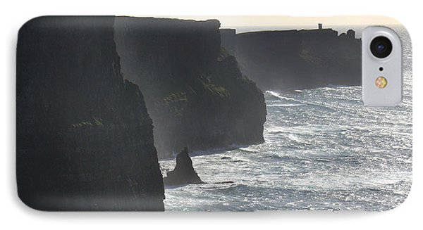 Cliffs Of Moher 1 IPhone Case by Mike McGlothlen