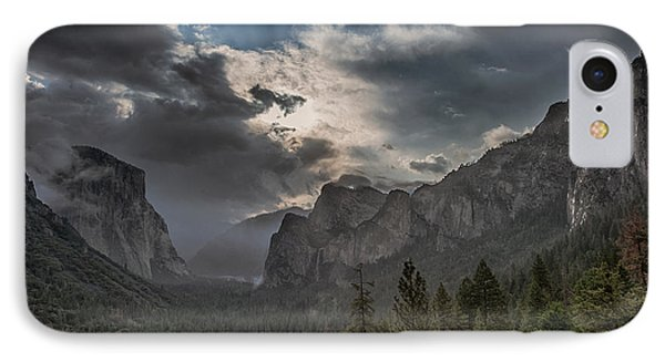 Clouds And Light IPhone Case by Bill Roberts