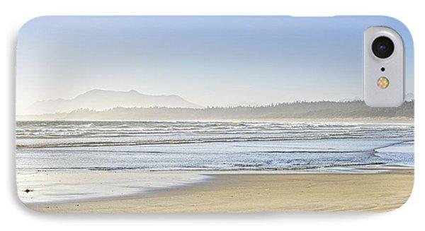 Coast Of Pacific Ocean On Vancouver Island Phone Case by Elena Elisseeva