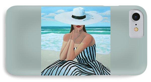Coastal Dreams IPhone Case by Thalia Kahl