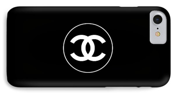 Coco Chanel IPhone 7 Case by Tres Chic