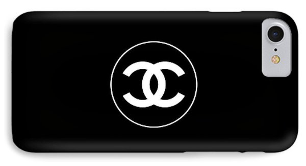 Coco Chanel IPhone Case by Tres Chic