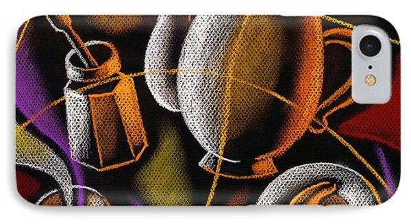 Coffee IPhone Case by Leon Zernitsky