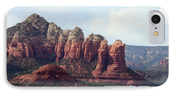 Coffee Pot Rock IPhone Case by Ellen Henneke