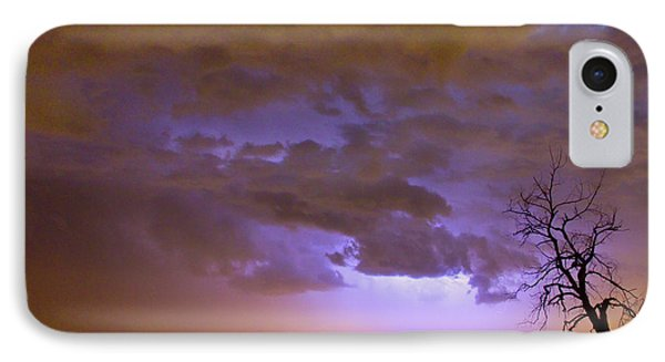 Colorful Colorado Cloud To Cloud Lightning Thunderstorm 27 IPhone Case by James BO  Insogna
