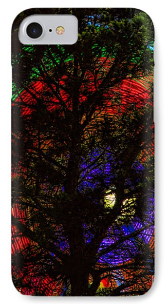 Colorful Tree Phone Case by James BO  Insogna