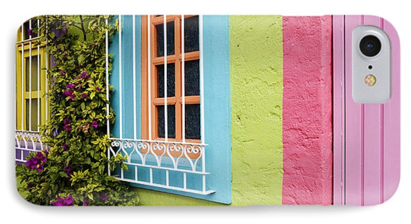 Colorful Walls Phone Case by Jeremy Woodhouse